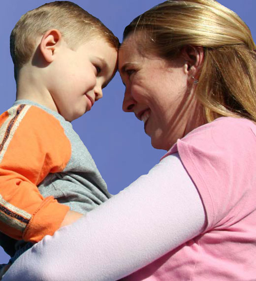 Stepfamilies – being the biological parent
