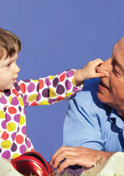 Grandparent's role in a stepfamily